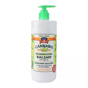 Balsam konopny do ciała 500 ml ! Cannabis